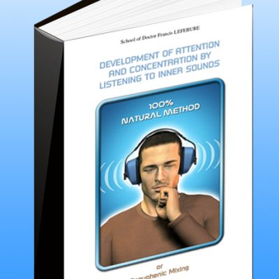 development of attention and concentration by listening to inner sounds